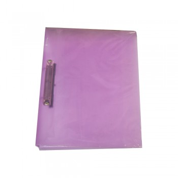 CBE 2D626 2-D PP Ring File (A4) Purple