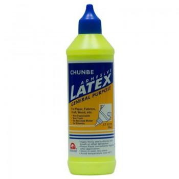 Chunbe White Glue Adhesive Latex LT1122  8 oz