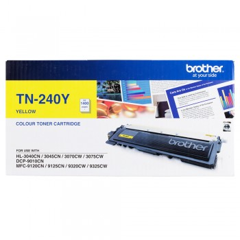 Brother TN-240 Yellow Toner
