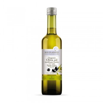 Bio Planet Organic Extra Virgin Olive Oil - Medium Fruity - 500ml