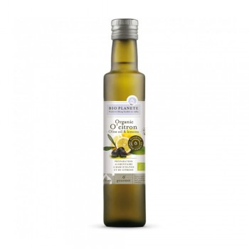 Bio Planet Organic Olive Oil with Lemon 250ml