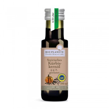 Bio Planet Organic Pumpkinseed Oil, Toasted 250ml