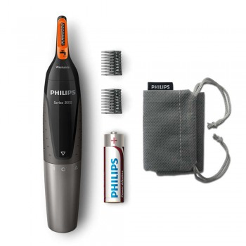 Philips NT31602 Comfortable Nose, Ear & Eyebrow Trimmer