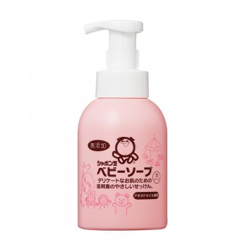 Shabondama Baby Liquid Soap 400ml