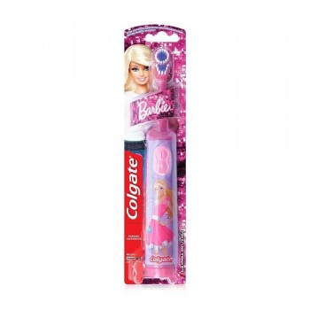 Colgate Kids Barbie Battery Toothbrush