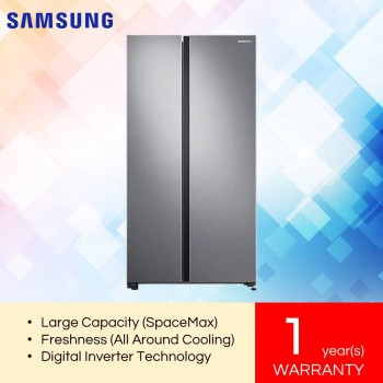 Samsung RS62R5031 Side by Side with Large Capacity (SpaceMax) (680L)
