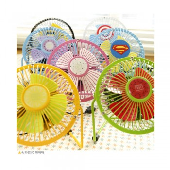 "Homex 4"" Metal Mini Fan : Minifan4"
