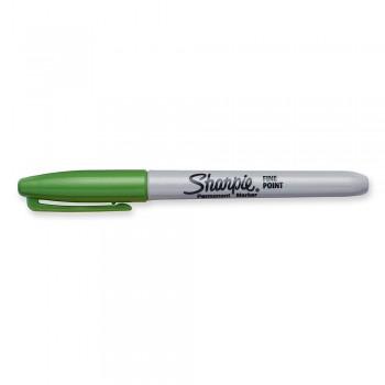 Sharpie Fine Point Permanent Marker Argyle Green