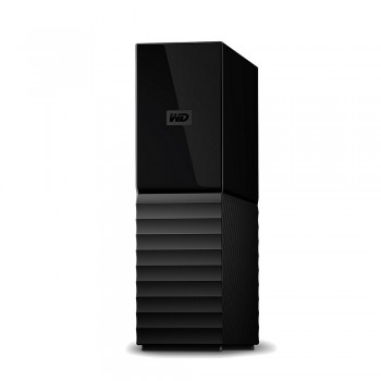 Western Digital 4TB My Book Desktop External Hard Drive - USB 3.0 - WDBBGB0040HBK-NESN